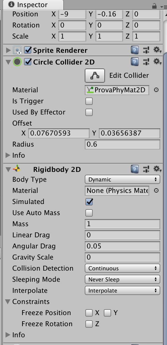 Unity's RigidBody2D